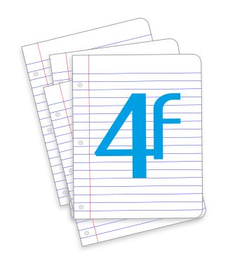 4f Notes Online