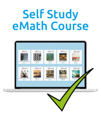 Self Study eMath Course