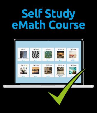 Self Study eMath Course