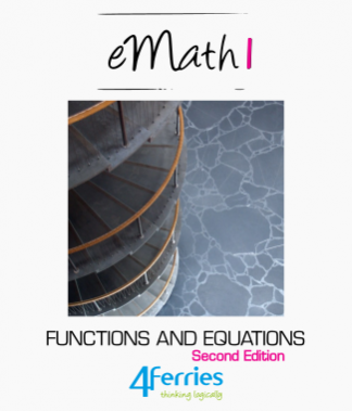 eMath 1 (2nd ed.)